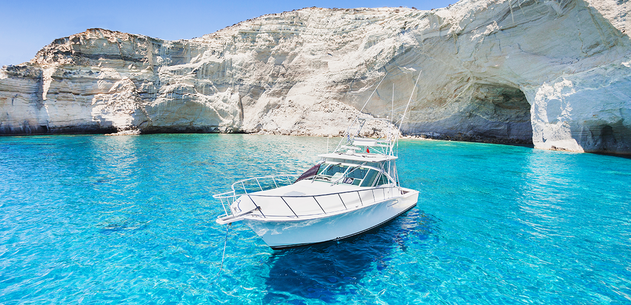 Sailboat Charter Greece