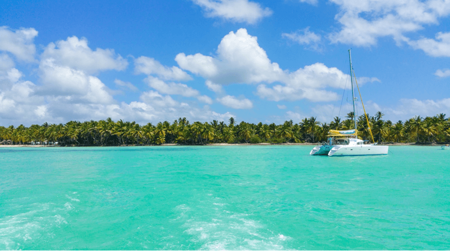 catamaran hire caribbean